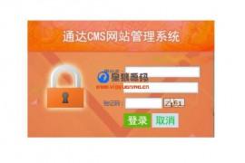 通达CMS蓝色中英双语企业网站 v1.0